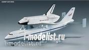 12708 Academy 1/288 Space Shuttle & NASA Transport