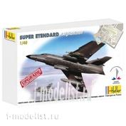80420 Heller 1/48 Самолет Super Etendard