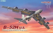 UA72200 ModelCollect 1/72 B-52H U.S. Stratofortress strategic bomber