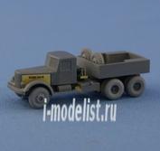 NS144010 North Star 1/144 YaZ-210G Soviet heavy airfield tractor