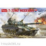 35A039 Amusing Hobby 1/35 Танк T-72M2 Moderna