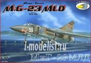 RVA72014 R.V.AIRCRAFT 1/72 MiG-23MLD