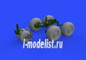 648326 Eduard 1/48 Дополнение Суххой-34 колёса