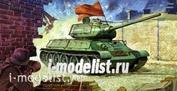6266 Dragon 1/35 T-34/85 w/Bedspring Armor