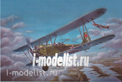 207219 Modeler 1/72 Night bomber Po-2