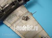 4161 Aires 1/48 Набор дополнений Ju 87D Stuka detail set