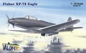 72024 Valom 1/72 Fisher XP-75 Eagle