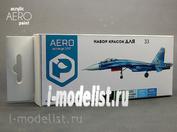 7297 Pacific88 Kit AERO Kit paint Sukhoi-33