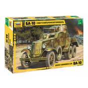 3617 Zvezda 1/35 Soviet armored car BA-10