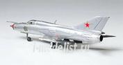 61602 Tamiya 1/100 MiG-21 Fishbed-F