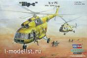 87221 HobbyBoss 1/72 Транспортный вертолет