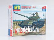 3009AVD AVDmodels 1/43 Средний танк T-54-1