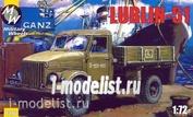 7216 MilitaryWheels 1/72 Lublin-51