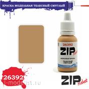 26392 ZIPMaket Краска акриловая Телесный румяный базовый