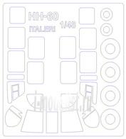 48210 KV Models 1/48 Маска для HH-60 / HH-60H Seahawk + маски на диски и колеса
