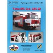 PMHT-005 PMHT 1/32 Tatra 815 6X6 CAS 32