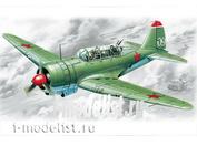 72081 ICM 1/72 Советский легкий бомбардировщик Второй Мировой войны Суххой-2