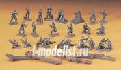 31129 Hasegawa 1/72 Американское пехотное подразделение
