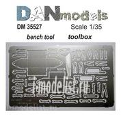 DM35527 DANmodel 1/35 Ящик с инструментами