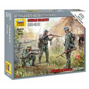 6105 Звезда 1/72 Немецкая пехота 1939-1942 гг (для игры