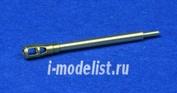 72B35 RB Model 1/72 Металлический ствол 76,2mm ZiS-3 L/41,6 SU-76