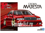 05362 Aoshima 1/24 Toyota Crown Majesta K-Break '91