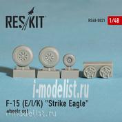 RS48-0021 RESKIT 1/48 F-15 (E/I/K)