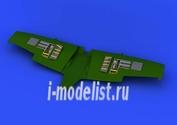 648201 Eduard 1/48 Дополнение для Spitfire Mk.VIII gun bays