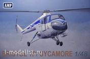 48010 AMP 1/48 Bristol 171 sycamore MK 52/Mk 14/HR14 Helicopter