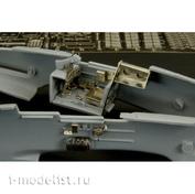BRL72026 Brengun 1/72 Фототравление для Ki-61 II Kai